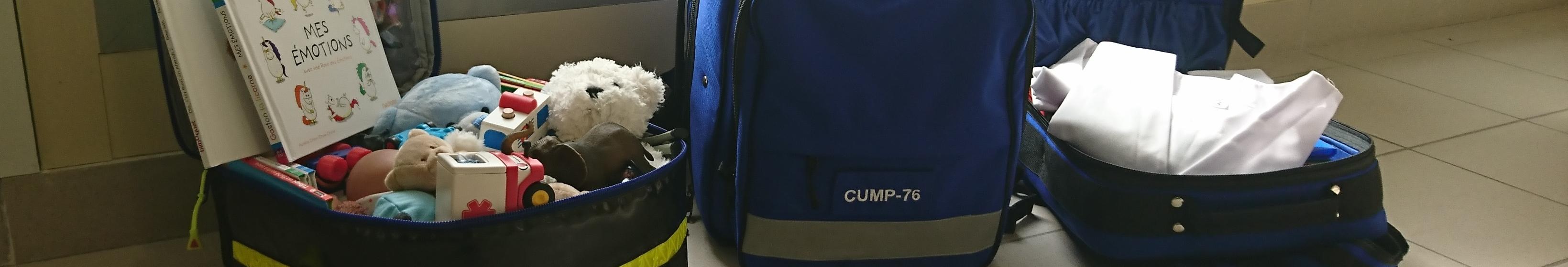 Cellule d'urgence médico-psychologique - CUMP