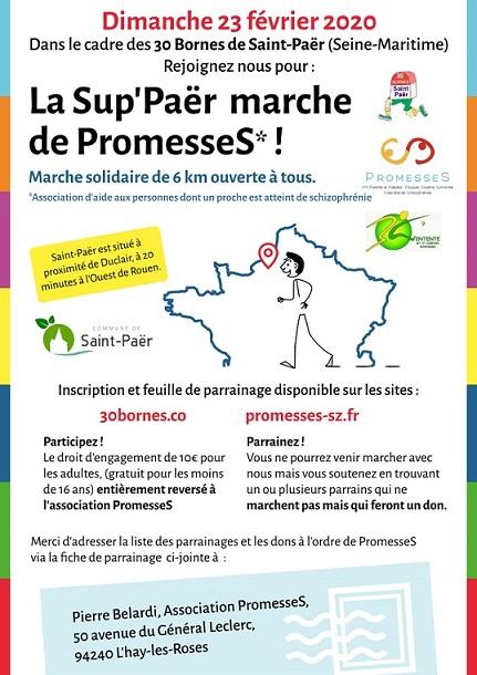 Participation aux 30 bornes de Saint Paër