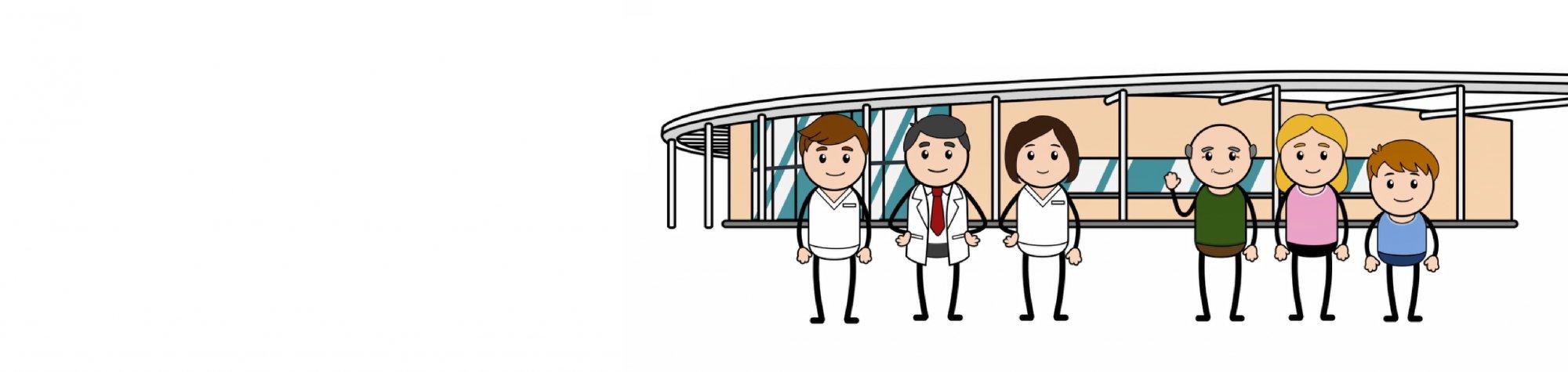 Découvrir le Centre Hospitalier du Rouvray en vidéo