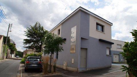 Centre médico-psychologique de Oissel