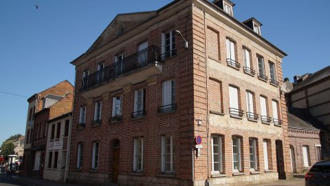 Centre médico-psychologique de Saint-Saëns