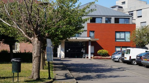 Centre de consultation de Gournay en Bray (à l'hôpital de Gournay en Bray)