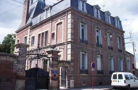 Hôpital de jour adultes d'Elbeuf, rue Flavigny